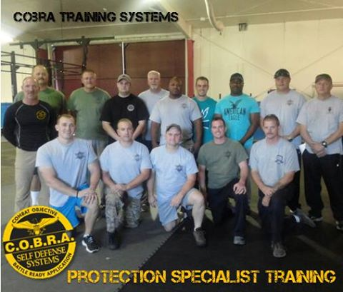 Can Your Self-Defense Program Train Civilians and a S.W.A.T. Team?