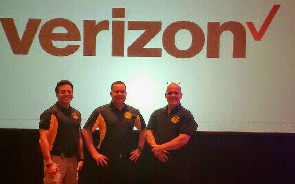 Verizon Brings In C.O.B.R.A. For Self-Defense Training